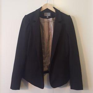 Tinley Road Black 1-Button Blazer, Sz L